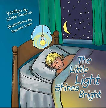 The Little Light Shines Bright Book
