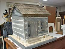 Miniature of Log Cabin