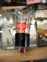 Shelby Radio Tube?